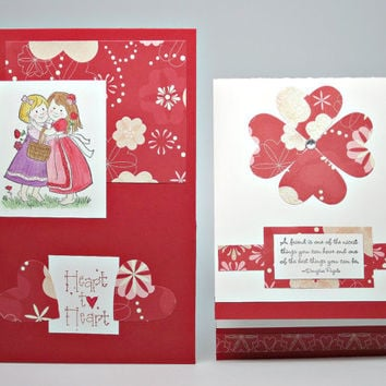 Valentines Day Card, Bath Salt Card Insert, Gift Card Package with Bath Soak, One of a Kind