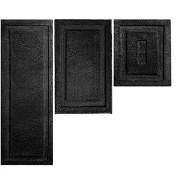 Soft Microfiber Non-Slip Bathroom Mat/Rug for Bathroom
