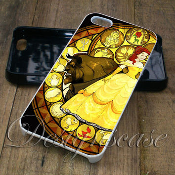 Disney Stained Glass - iPhone 4/4S, iPhone 5/5S/5C/6, Samsung Galaxy S3/S4/S5 Cases