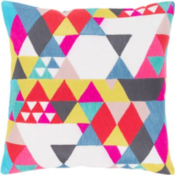 Ardent 100% Cotton Pillow with Down Insert