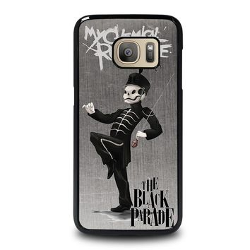 my chemical romance black parade samsung galaxy s7 case cover  number 1