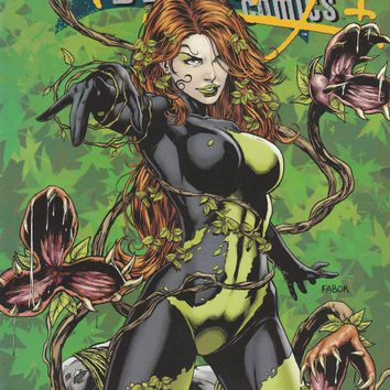 Detective Comics # 23.1 DC Comics The New 52! Vol 2 Poison Ivy