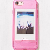Neon Instax Mini Frame iPhone 8/7/6/6s Case | Urban Outfitters