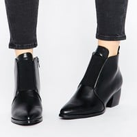 Truffle Collection Thea Mid Heeled Ankle Boots at asos.com