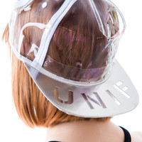 UNIF Vapor Hat Clear One