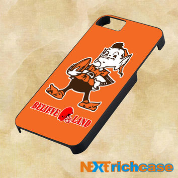 cleveland browns (2) For iPhone, iPod, iPad and Samsung Galaxy Case