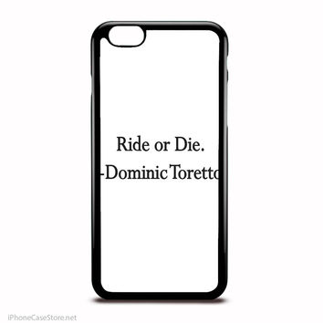 Fast And Furious Simple Quotes Case For Iphone Case