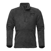 Men's Campshire Sherpa Fleece Pullover in Asphalt Grey by The North Face
