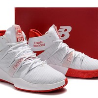 New Balance Leonard PE - White/Red