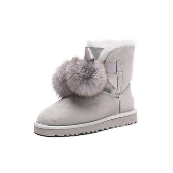 Best Deal Online UGG Limited Edition Classics Boots GITA Women Shoes SEAL 1018517