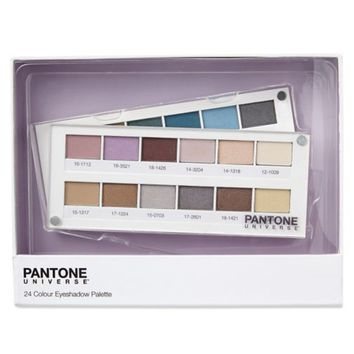 Pantone Universe 24 Colour Eyeshadow Palette