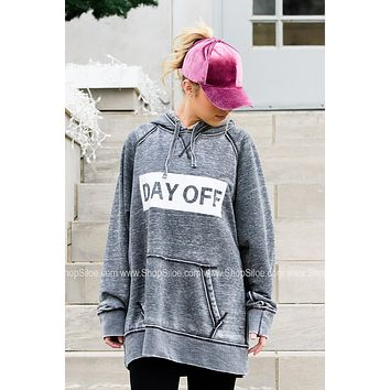 Day Off Sweatshirt Hoody