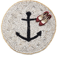 ModCloth Nautical Porch and Starboard Rug - 3x3