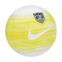 Nike U.S. Prestige Third Pack Soccer Ball Size 5 (Yellow)