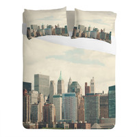 Catherine McDonald Lower Manhattan NYC Sheet Set