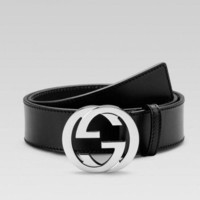 Gucci GG Classic Authentic Belt Size 32