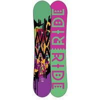 Ride OMG Snowboard - Women's 2014