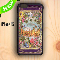 Dream colorful Panic At The Disco Welcome To The Sound Pretty Odd iPhone 6S Case