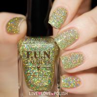 Fun Lacquer Mistletoe Kiss (H) Nail Polish (Limited Edition - Christmas 2014 Collection)