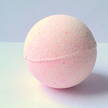Jasmine Bath Bomb Mega Size, Bath Fizzy Jasmine, Gift Ideas, Gifts For Her, 5.5 oz
