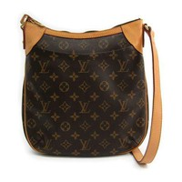 Louis Vuitton Monogram Odeon PM M56390 Women's Shoulder Bag Monogram BF311176