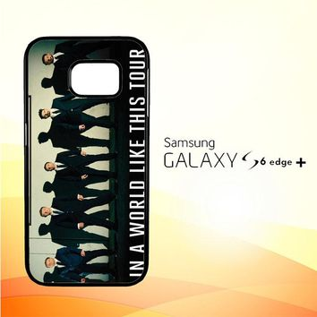 Backstreet Boys BSB Z0125 Samsung Galaxy S6 Edge Plus Case