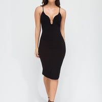 Curvaceous Catch Midi Dress GoJane.com