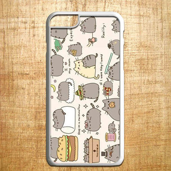 Pusheen The Cat for iphone 4/4s/5/5s/5c/6/6+, Samsung S3/S4/S5/S6, iPad 2/3/4/Air/Mini, iPod 4/5, Samsung Note 3/4, HTC One, Nexus Case*PS*