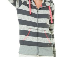 BILLABONG CROSSING PATHS RUGBY ZIP UP HOODIE | Swell.com