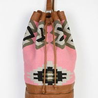 Ecote Starla Blanket Bucket Backpack - Urban Outfitters