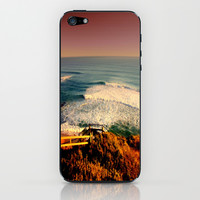 Lookout iPhone & iPod Skin by Chris' Landscape Images of Australia | Society6