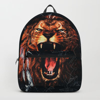 The King Backpack by lostanaw
