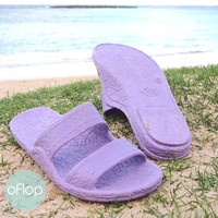 Lilac Jandals ® -- Pali Hawaii Hawaiian Jesus Sandals