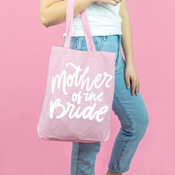 Pink Mother of the Bride Bag