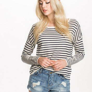 Vilma Knit Top, Selected Femme