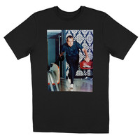 Nixon Bowling at the White House Graphic T-shirt