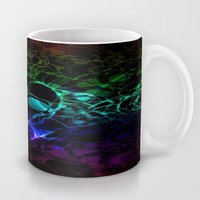 COLORFUL SKULL Mug by Acus