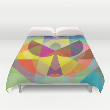 Protected Duvet Cover by Liberation's