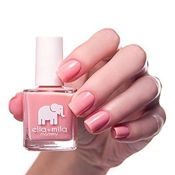 ella+mila Nail Polish, Mommy Collection - Tea Rose