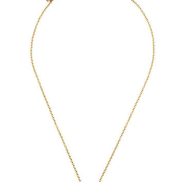 Kate Spade Dainty Sparklers Pearl Pendant Cream ONE