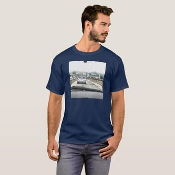 Foggy Bridge T-Shirt