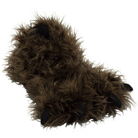 Bigfoot Paw Adult Slippers
