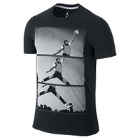 Men's Jordan AJI Poster Reel T-Shirt