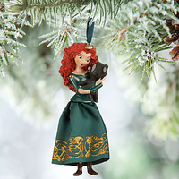 Merida Sketchbook Ornament