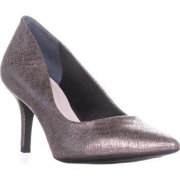 A35 Jeules Classic Pumps, Pewter Glitter, 10 US
