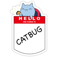 Hello, my name is Catbug!