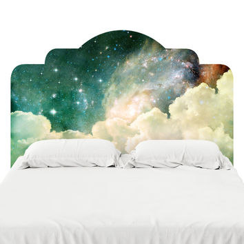 Spacey Headboard Decal