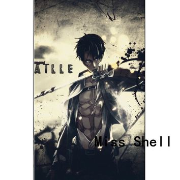 Cool Attack on Titan Arsmundi  Phone Cases for iPhone 4S SE 5C 5S 6S 7 8 SE 5Plus  XR XS Max for X Case Soft TPU Rubber Silicone AT_90_11