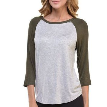 Womens Casual Cotton T-Shirts