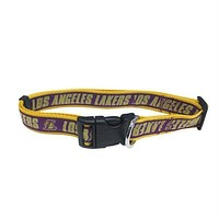 Los Angeles Lakers Pet Collar